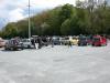 Parking des Oudairies - Regroupement des voitures